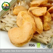 Kosher certified chinese dried fruits lyophilized fruit freeze dried apricot chips