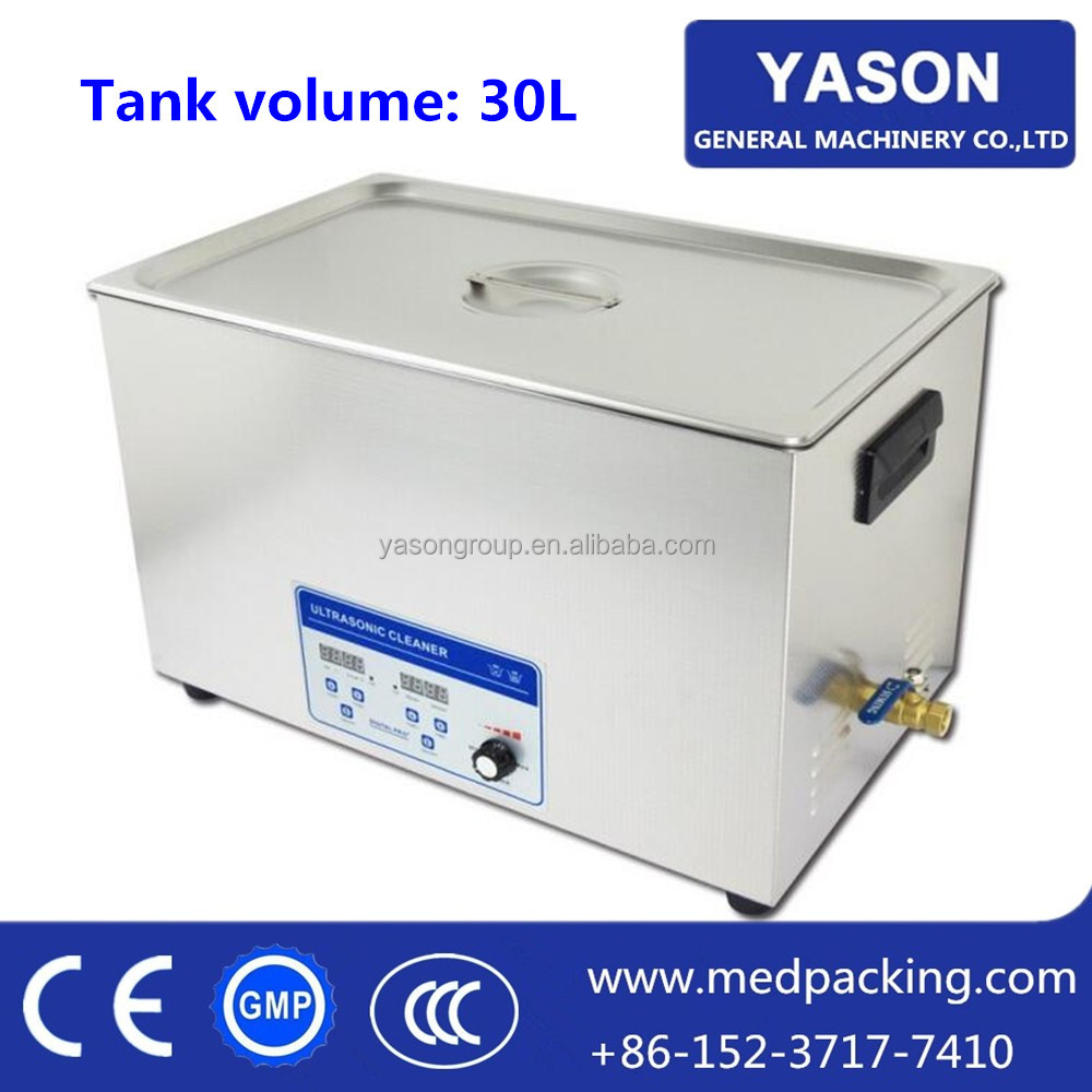 JP-100ST 30L Ultrasonic Cleaning Machine for oil stain rust stain