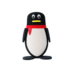 hot sale 2017 rubber nbr foam bowling ball toys set baby penguin soft toy