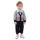 wholesale gentleman clothes private label kids clothing baby clothes
