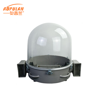 Outdoor Waterproof Moving Head Dome Plastic Moving Head