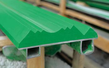 Fiber Glass Reinforced Plastic Moulds For Making Gypsum Cornice ...