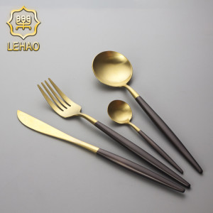 Wholesale Housewares Elegant 304 Dinning 18/10 Stainless Steel Flatware