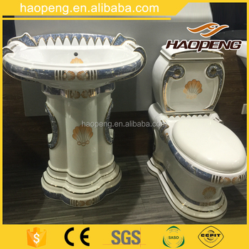 2387 top quality bathroom sanitary ware designer colored decorative toilet with different colors