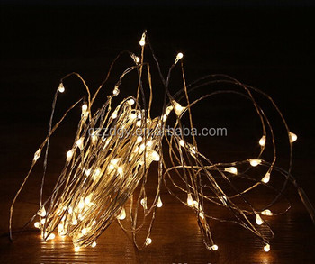 Christmas Lighting Plug Battery Operated Decorative Indoor Firefly String Lights