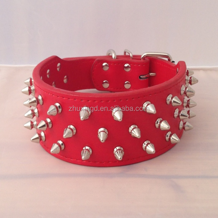 High quality durable stainless steel dog collars