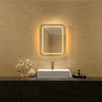 Touch Smart Wall Lighted Backlit Led Bathroom Vanity Mirror