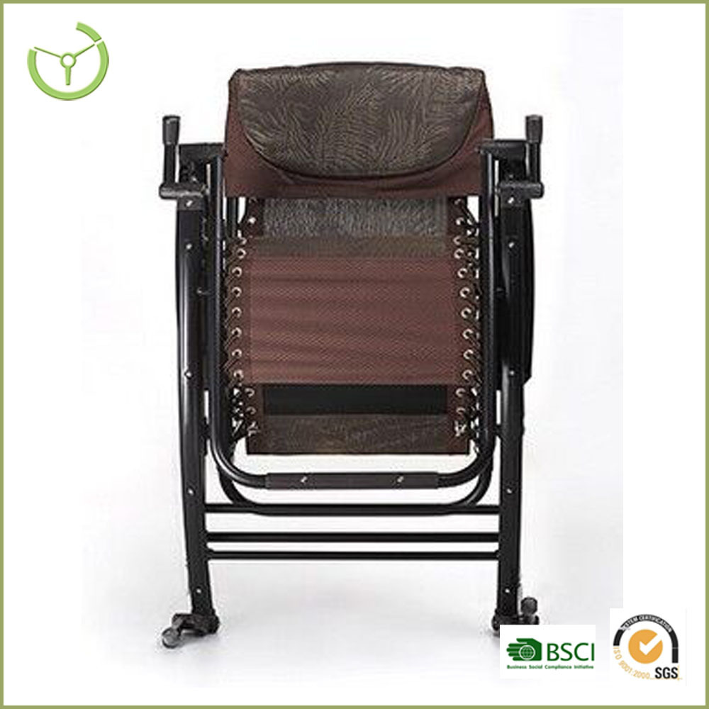 Plegadora sofa reclinable mecedora camping outdoor zero gravity silla reclinable sillas de metal - Sofa mecedora ...