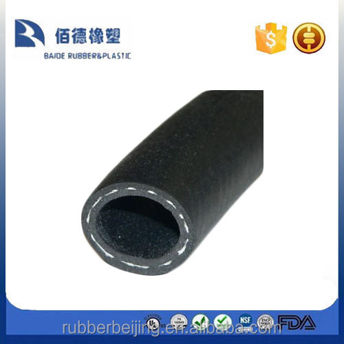 Nylon Steel Braided Fuel / Oil / Gas Line Hose