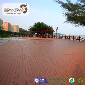 Hot Sale Cheap waterproof grooved surface wpc wood laminated flooring