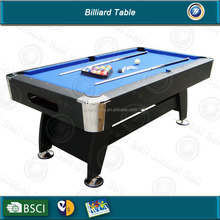 American billiards pool table/hot sell pool table