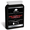Black Rhino Pre Workout Formula Sports Gym Diet Supplement