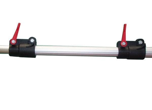 Telescopic rod lock and aluminium tube clamps buy