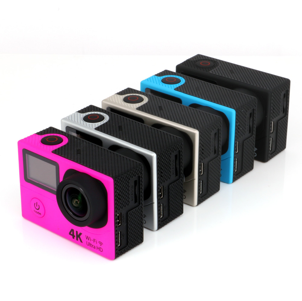New Products 2019 !  WiFi/remote control 4K Video Dual Screen Waterproof Sport Camera ----- DV-24