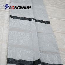 different color weight packing hdpe fabric tarpaulin sheet roll