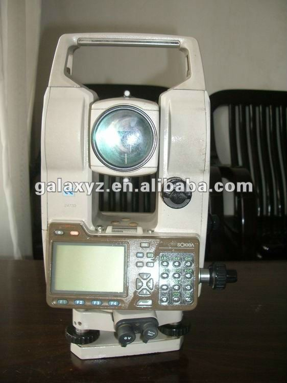 USED Total Station SOKKIA SET2110 USED, CHINA BEST PRICE, GOOD PRICE TOTAL STATION