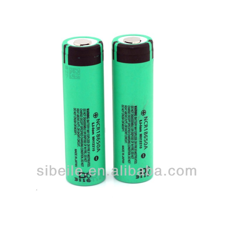 Camera battery for panasonic dmw-blc12 vs ncr18650 battery panasonic 18650 battery