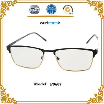 2018 Novo Modelo De Atacado Anti Blue Ray Óculos De Armação Voga ... 53901459c2