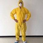 Disposable personal chemical protective suit