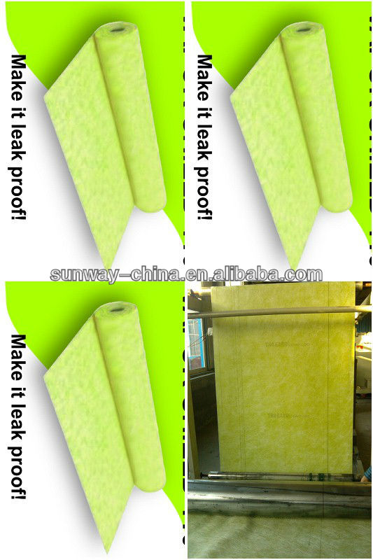 China Uncoupling Waterproof Membrane For Floor Tile View