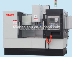 Low price 5-axis machining center VMC800 cnc horizontal cnc milling machining center