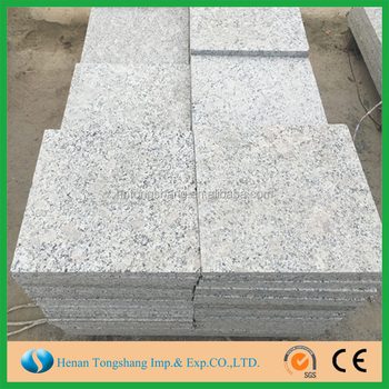 Lovely G383 Cheap Patio Granite Paver Stones Factory Directly For Sale