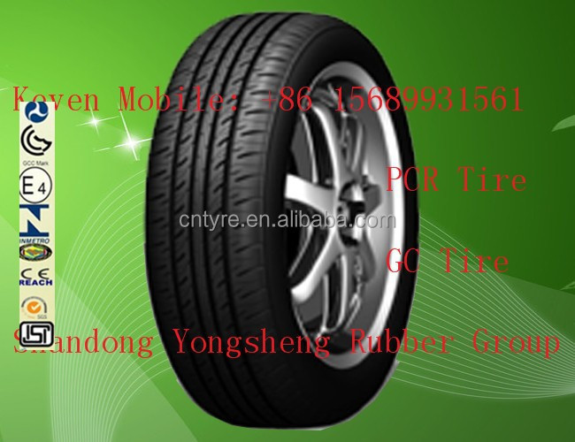 HP Tire 165/70R13 GC Tire With High Quality TIre GC200