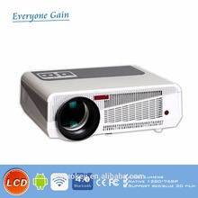 3.18KG 30000 hours 4500 lumens projector led 86