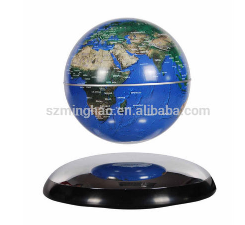 Factory directly Acrylic magnetic levitation globe display