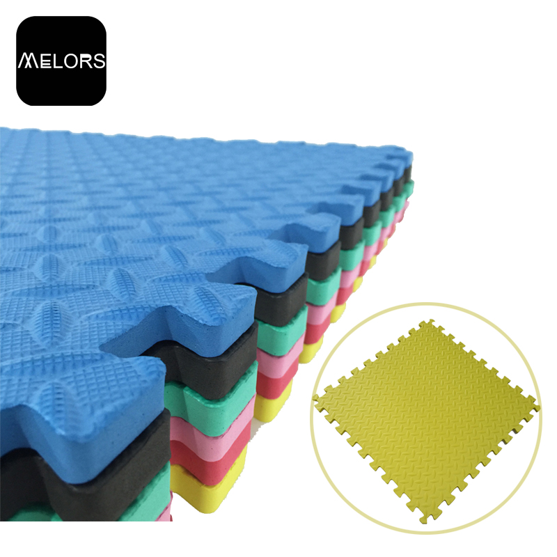 Melors Gym Martial Art Style EVA Tatami Mat Supplier