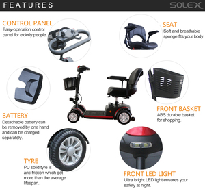 Drive Medical Mobility Scooters, Drive Medical Mobility