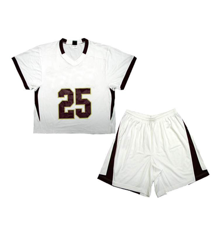 Custom mens sublimated professional reversible lacrosse jersey