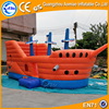 Pirate Ship Bounce House Construction Truck Inflatable Bouncy Castle House for Kids Party