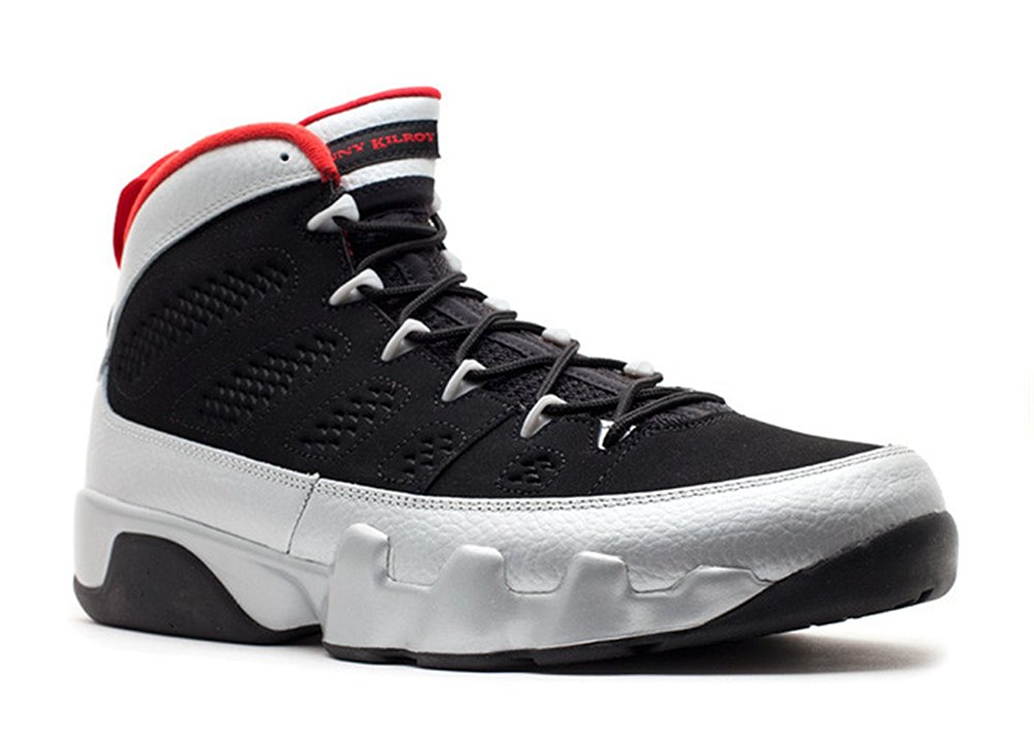 timeless design 4bc6b 429be Get Quotations · Tony Barnard Basketball Running Sneakers Leather Athletic  Shoes For Men Air Jordan 9 Retro johnny kilroy