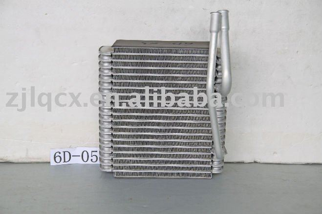 evaporator for CHRYSLER JEEP GRAND, Aluminum, factory, auto air conditioner