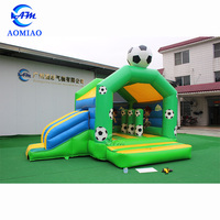 Inflatable Football Bouncer House Fun Bouncy Castle for Sale