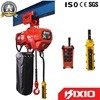 220V Single phase 0.5 ton 1 ton small electric chain hoist