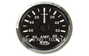 52mm AMP gauge (SV-KY06005) with current pick-up unit