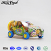 2019 hot sales confectionery toys mini car with assorted jelly pop candy for kids gifts