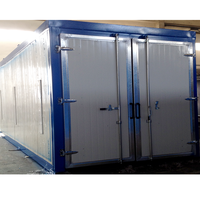 Industrial Powder Coating Drying Electric Oven