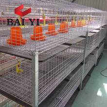 Poultry Breeds of Broiler Chicken Production Used Broiler Cages
