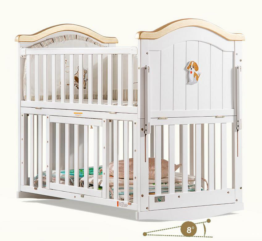 Perfect Radian Wooden Baby Nursery