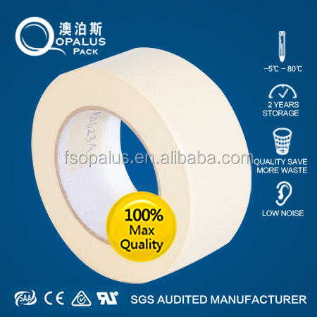 Jumbo roll wall painting painters crepe paper masking tape automotive