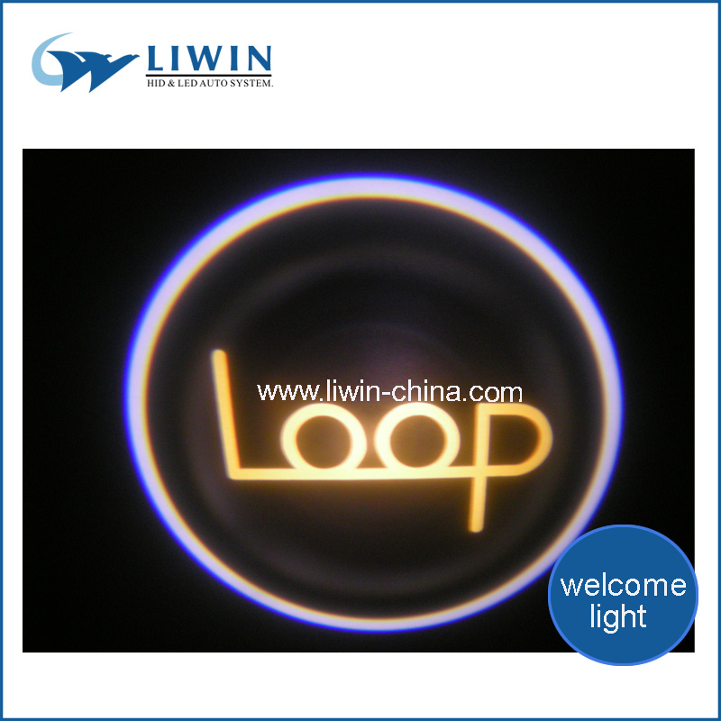 2015 Cool & Fashion car door logo laser projector light for Jeep auto