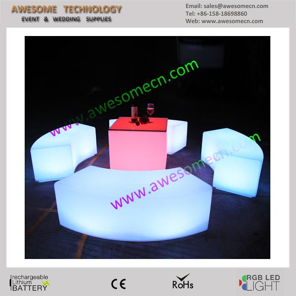 importar muebles leds de china