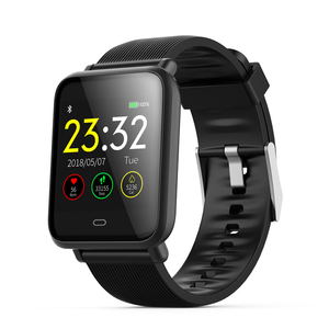 Newest 1.3 inch TFT IP67 Android and iOS Q9 Smart Watch Heart Rate Monitor Blood Pressure Watch CE RoHS FCC MSDS