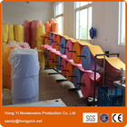 viscose and polyester nonwoven fabric shammy cleaning cloth