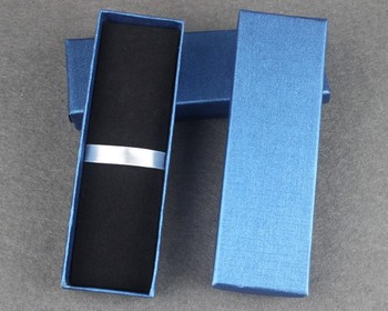 Clear Premium Bracelet Gift Pen Packaging Display Box Hat Box For Gift Pen Black Blue Hat Pencil Case