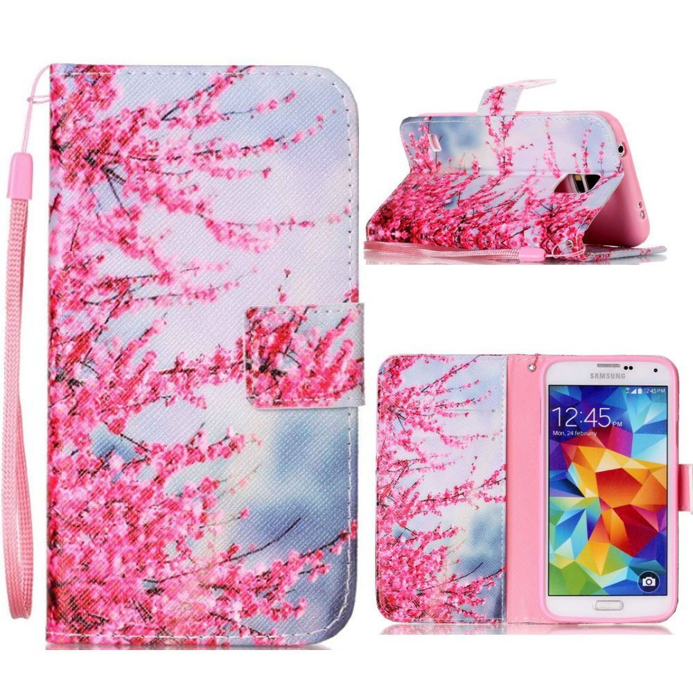 Samsung Galaxy S5 Wallet Cases,S5 Wallet Case,Samsung S5 Case,Samsung Galaxy S5 Cases for women