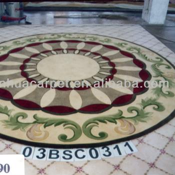 Design Alla Moda Rizhao Tappeto Moderno Tappeto Rotondo - Buy Round ...